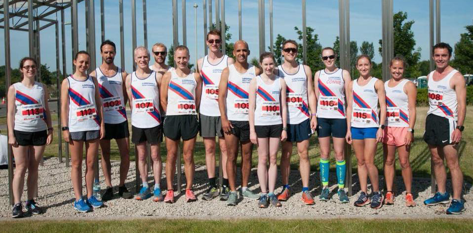 Lordshill 10k mens and ladies teams
